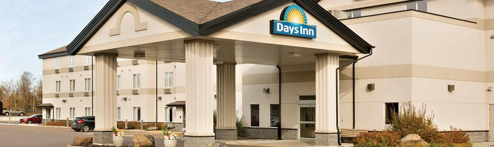 Days Inn - Thunder Bay North hotel exterior